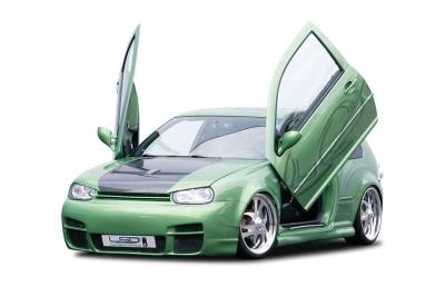Flügeltüren LSD VW Golf 4 3-Türer