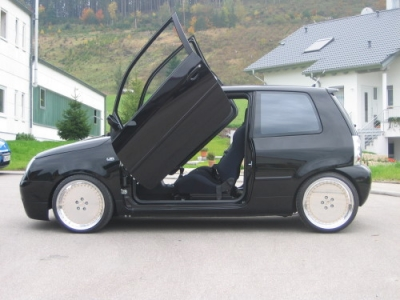 Flügeltüren LSD VW Lupo