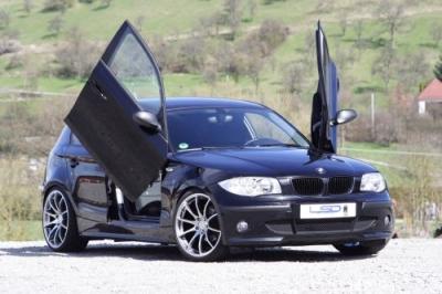 Flügeltüren LSD BMW E87
