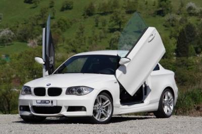 Flügeltüren LSD BMW E82