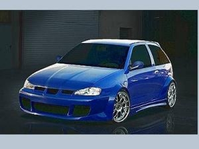 Wide-Bodykit Seat Ibiza ab 2000 Streetfighter