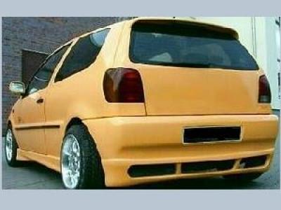 Heckschürze VW Polo 6N RS mit Kennzeichen