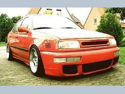 Frontschürze VW Vento RS4-Spezial mit Blinker