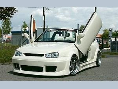 Wide-Bodykit VW Golf 3 Streetfighter Phase 2
