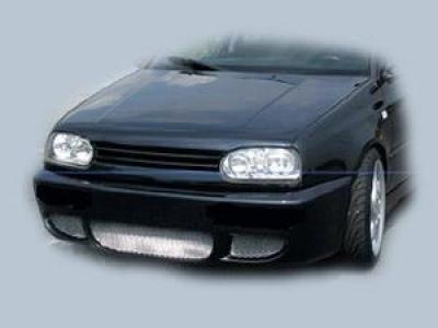 Frontschürze VW Golf 3  RS ohne Blinker aus ABS