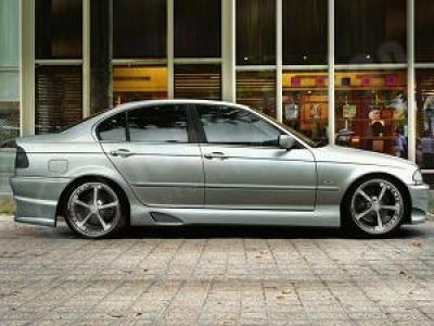Seitenschweller BMW E46 Tachron