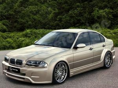 Seitenschweller BMW E46 Cosmic