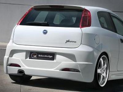 Heckschürze Fiat Grande Punto X-Tream