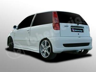 Heckschürze Fiat Punto 176 Diablo