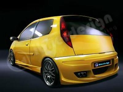 Heckschürze Fiat Punto II Phazer
