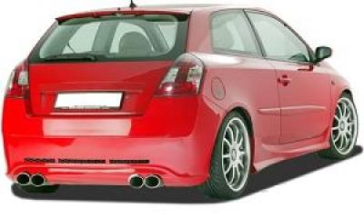 Heckschürze Fiat Stilo Turbo
