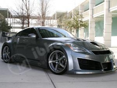 Wide-Bodykit Nissan 350Z Havoc