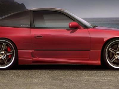 Seitenschweller Nissan 200SX S13 Nightmare