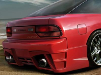 Heckschürze Nissan 200SX S13 Nightmare