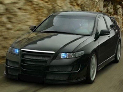 Bodykit Honda Accord 03-08 Tourer Alien
