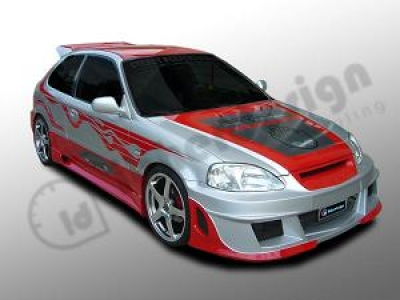Bodykit Honda Civic 96-98 EagleR1