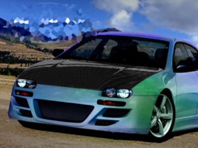 Bodykit Mazda 323 FBA Diablo