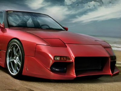 Bodykit Nissan 200SX S13 Nightmare