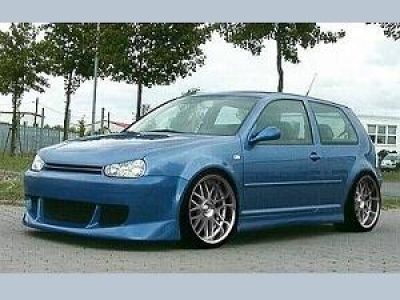 Bodykit VW Golf 4 Streetfighter