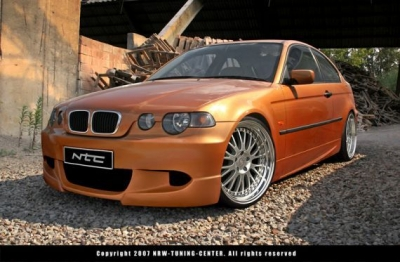 Seitenschweller BMW E46 Compact Iron
