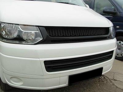 Frontgrill ohne Emblem VW T5 Facelift inkl. Gitter