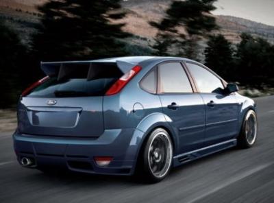 Heckschürze Ford Focus 2 GTR