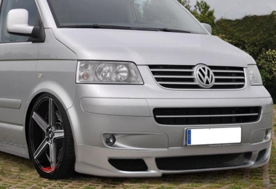 Frontansatz/Frontspoiler VW T5 03-09 IN-Edition ABS