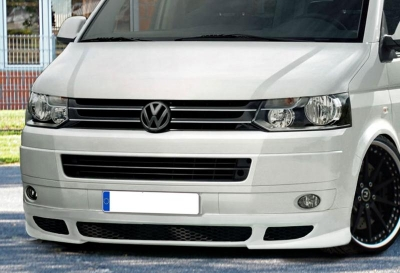 Frontansatz/Frontspoiler VW T5 Facelift 09+ IN-Edition GfK
