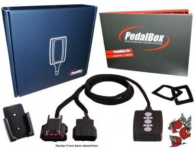 DTE Pedalbox 3S VW Golf 7 R VII 13+ inklusive Variant
