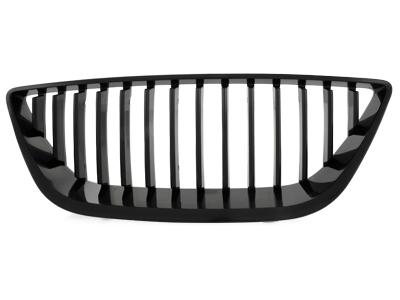 Frontgrill Seat Ibiza 6J 08-12 schwarz Streben-Design
