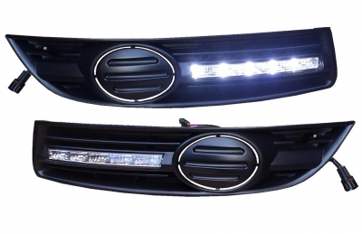 LED Tagfahrlicht VW Passat 3C B6 05-10 Dimm-und Abschalt-Modul