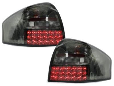 LED Rückleuchten Audi A6 97-04 Limousine smoke rauch