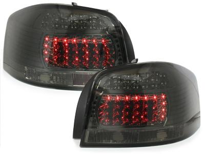 LED Rückleuchten Audi A3 8P 03-09 smoke schwarz DEPO