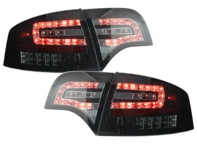 LED Rückleuchten Audi A4 B7 Lim.04-08 LED BLINKER schwarz