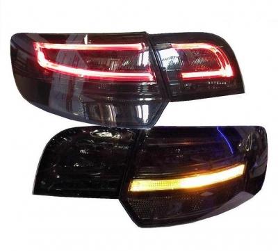 LED Rückleuchten Audi A3 8P Sportback 04-08 smoke / schwarz