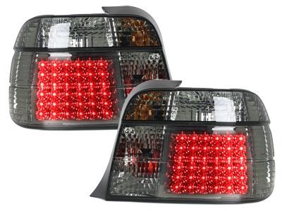 LED Rückleuchten BMW E36 Compact 92-98 smoke rauch