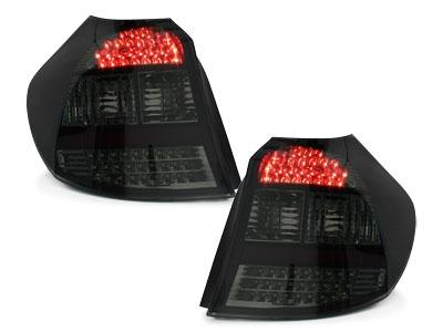 LED Rückleuchten BMW 1er E87 E81 04-03.07 smoke Depo