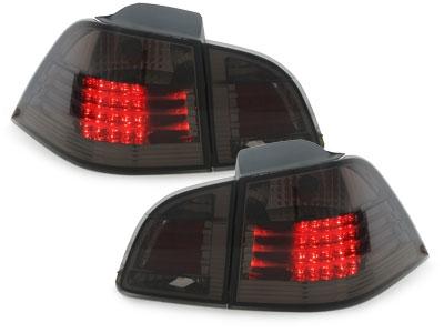 LED Rückleuchten BMW E61 Touring Kombi 04-10 smoke rauch