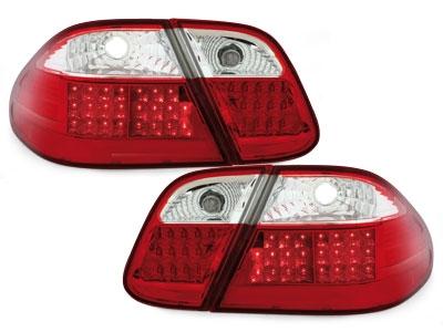 LED Rückleuchten Mercedes Benz CLK C208 06.97-02 rot-klar