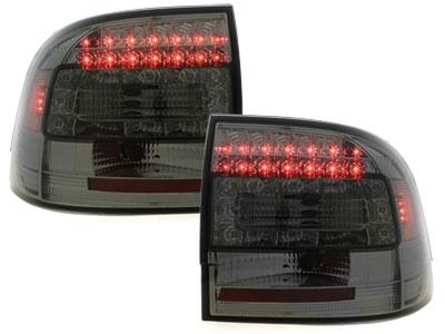 LED Rückleuchten Porsche Cayenne 03-07 smoke rauch