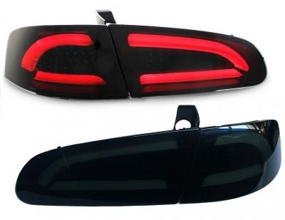 Lightbar Rückleuchten Seat Ibiza 6L 02.02-08 black/smoke schwarz