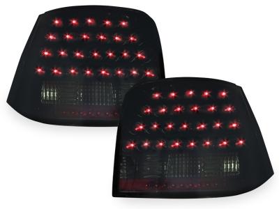 LED Rückleuchten schwarz rauch VW Golf 4 IV 97-04