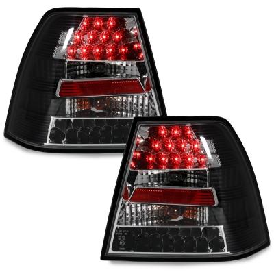 LED Rückleuchten VW Bora 4T 99-05 black schwarz/klar