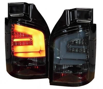 LED Rückleuchten VW T5 2003-2009 black schwarz Sonar