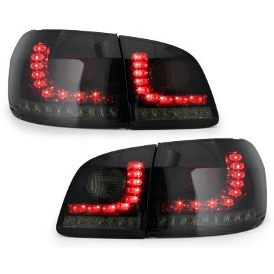 LITEC LED Rückleuchten VW Golf 5 Plus 05-08 black/smoke schwarz