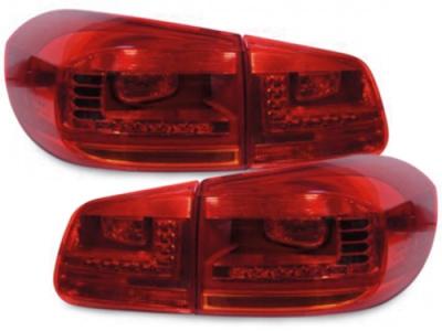 LED Rückleuchten VW Tiguan 5N GP Facelift 11+ rot