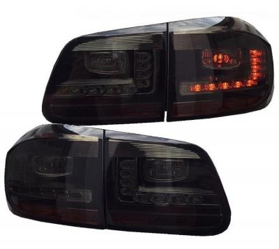 LED Rückleuchten VW Tiguan Facelift 11-15 smoke rauch