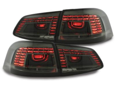 LED Rückleuchten VW Passat 3C B7 GP Variant 2011+ smoke rauch