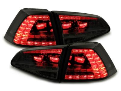 LED Rückleuchten Golf 7 2013+ schwarz GTI/R-Look Sonar