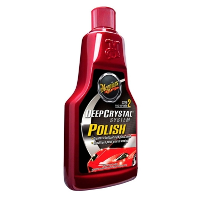 Meguiars Autopolitur Step 2 Deep Crystal Polish 473ml